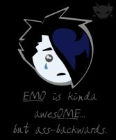 EMO awesOME by demonicat