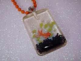 Portable Pets Gold Fish Tank by PoniesOfDOOOM