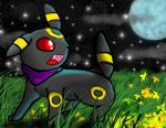 Umbreon by Admiral-Kevin
