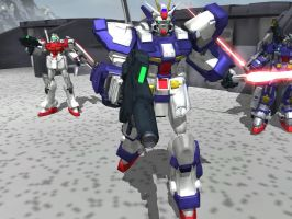 Gundam Arimanius by Level60Healbot