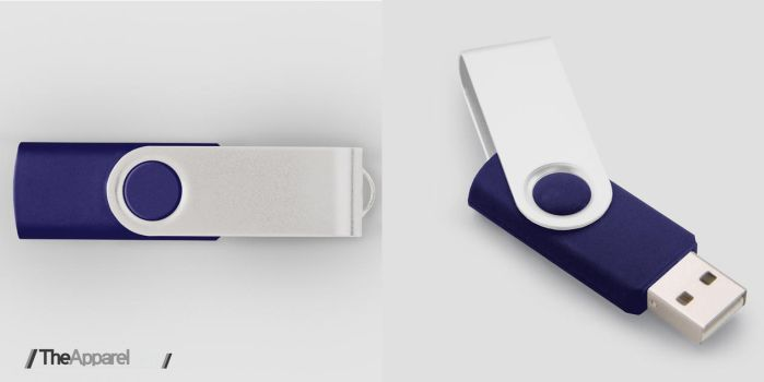 Rotate USB Template by TheApparelGuy