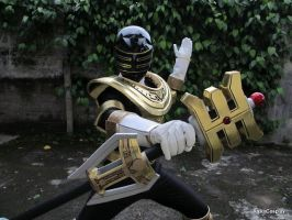 My Next Cosplay - Gold Zeo Ranger/King Ranger by CosplayFan84