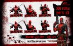 Deadpool the Game - Icon Pack by iMiXg