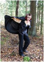 Young Dracula IV by Eirian-stock