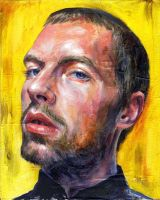 Chris Martin by carts