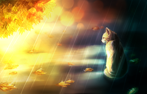 Autumn Rain by RayCrystal