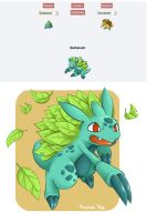 Pokemon Fusion: Bulbslash