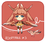 POINT-ADOPT #3 [Auction~CLOSED] by Yasuchii