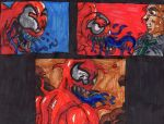 Panels of Toxin by ChahlesXavier