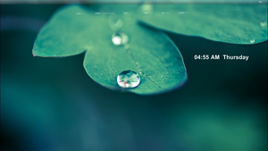 Minimalistic Rainmeter 2 by julilolbbc
