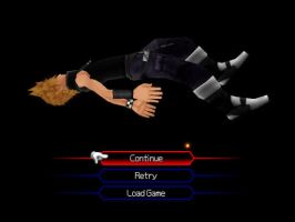 Roxas: Game Over by Smirkaotic