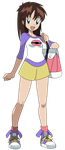 Trainer Aoko - Preview by SharaRaizel