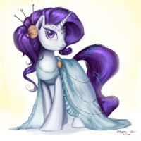 Beautiful Rarity by DarthAgnan