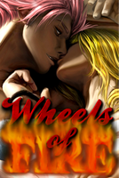 Wheels of Fire - Fanfic Cover by Rhov