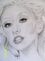 Christina Aguilera by norty677
