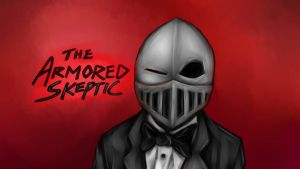 The Armoured Skeptic by Apples-Malus