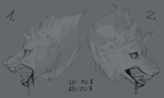 YCH-Painted Headshot auction -Closed- by Remarin