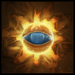 Eclipse oculaire by Flora-Silve