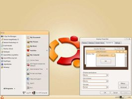 Smooth ubuntu's human v1.0 by gedew