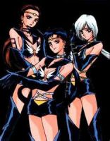Sailor Starlights by catgirl3157