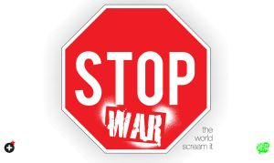Stop War by beraka