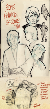 Some Sketches by Renny08