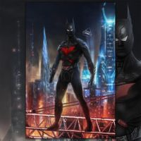 Batman Beyond! by SavageComics
