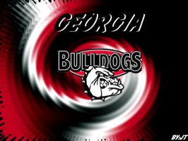 Georgia Bulldogs by Fall-of-Light