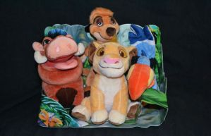 The Lion King - Pridelanders PlaySet - 2012 by fullmoonlupin