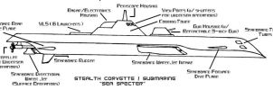Stealth Ship Concept by mpcp13