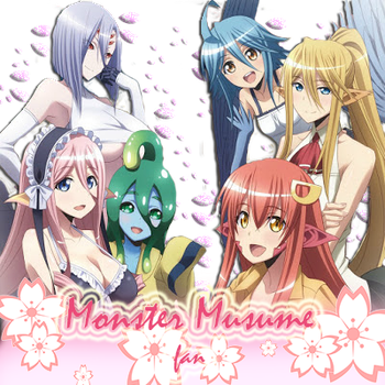 monster musume FAN png by xXcoffeemilkXx
