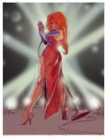 Jessica Rabbit by edtadem