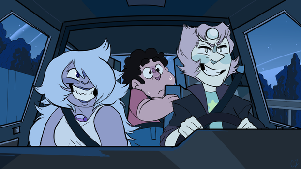 the last one out of beach city SCREEN REDRAW by hateful-minds