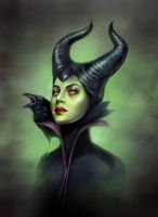 Maleficent by madanmar