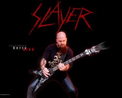 Kerry King of Slayer by minus-blindfold
