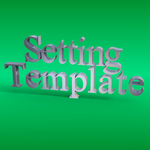 Setting Template by WhisakedJak