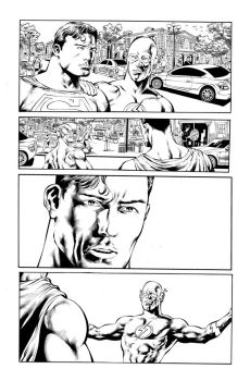 Superman 709 Page 19 by julioferreira