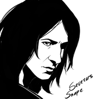 severus by mylovesophine