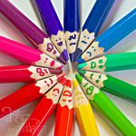 colour wheel by JustynaStolyhwo