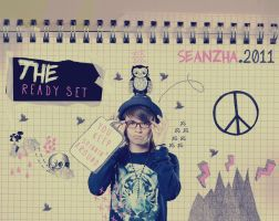 The Ready Set by seanzhakemalrachman