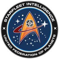 STO Inspired Starfleet Intelligence Logo by cbunye