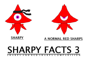 Sharpy Facts 3: Comparision by blase005