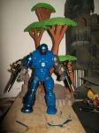 super ironmonger custom baf by angelguardian9