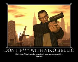 Don't F--- with Niko Bellic by Volts48
