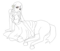 Shy - WIP by phantom-inker