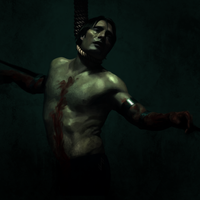 Crucifixion by Aquila--Audax