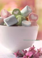 Pastel Marshmallows (w/ sweetheart design) by theresahelmer