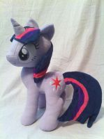 Twilight Sparkle jointed plush by PlanetPlush