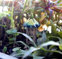 House of tiny fairies -- outdoor by vavaleff