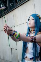 Yeul - Final Fantasy Cosplay 03 by YumiCosplay